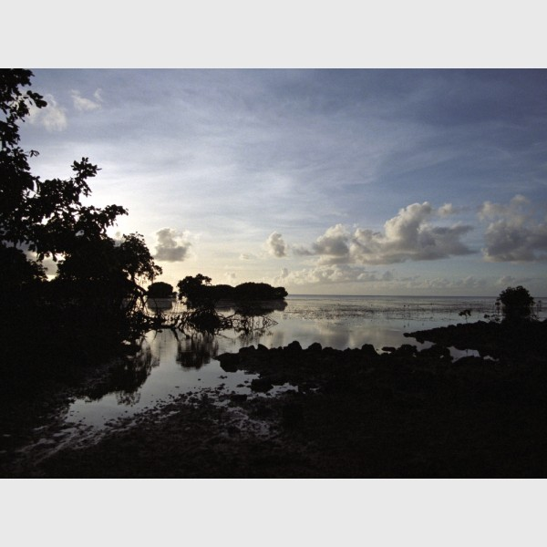 Sunset - Yap, Micronesia, 2000