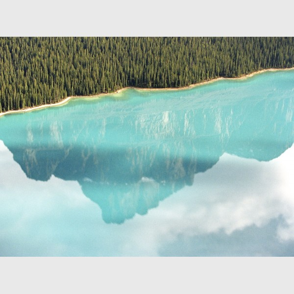 Jasper reflections - I - Jasper National Park, Canada, 2007