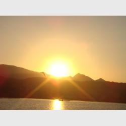 Sunset - Sardinia, 2008
