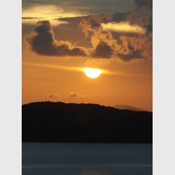 Sunset - II - Virgin Islands, 2009