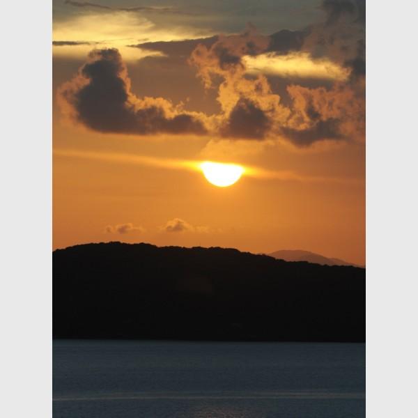 Sunset - II - Virgin Islands, 2009