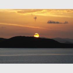 Sunset - I - Virgin Islands, 2009