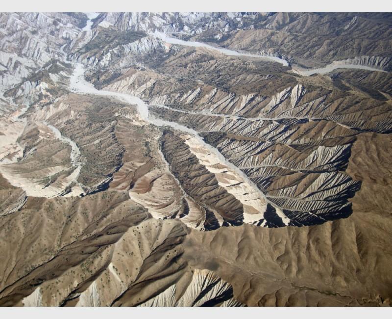 Closer to Dushanbe than Khorog - I - Tajikistan, 2009