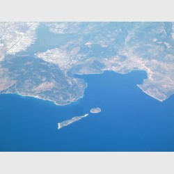 """Exclamation island"" - Turkey, 2011"